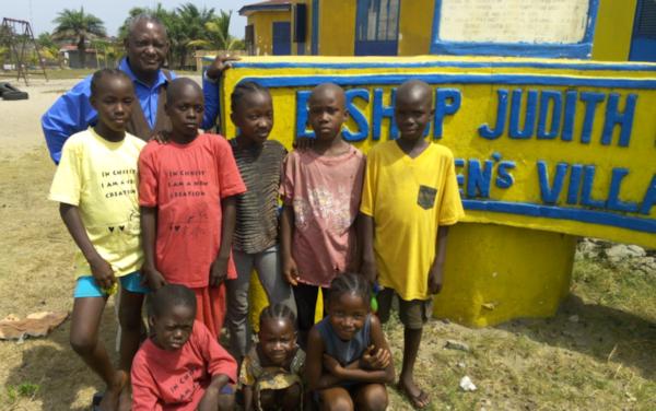 Robert Sieh, Liberia Covenant Ministry Partner