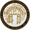 Adrian college seal