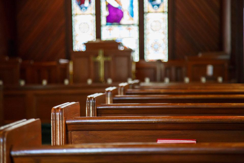 Local church sanctuary