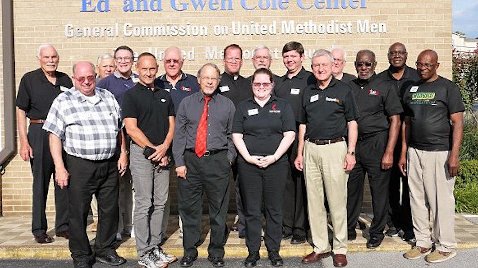 The Commission on United Methodist Men