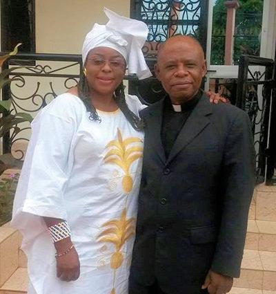 Rev. Nkemba and Mbwizu Ndjungu
