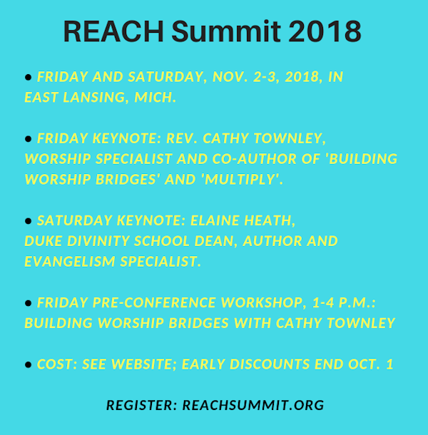 Summary of the 2018 REACH Summit