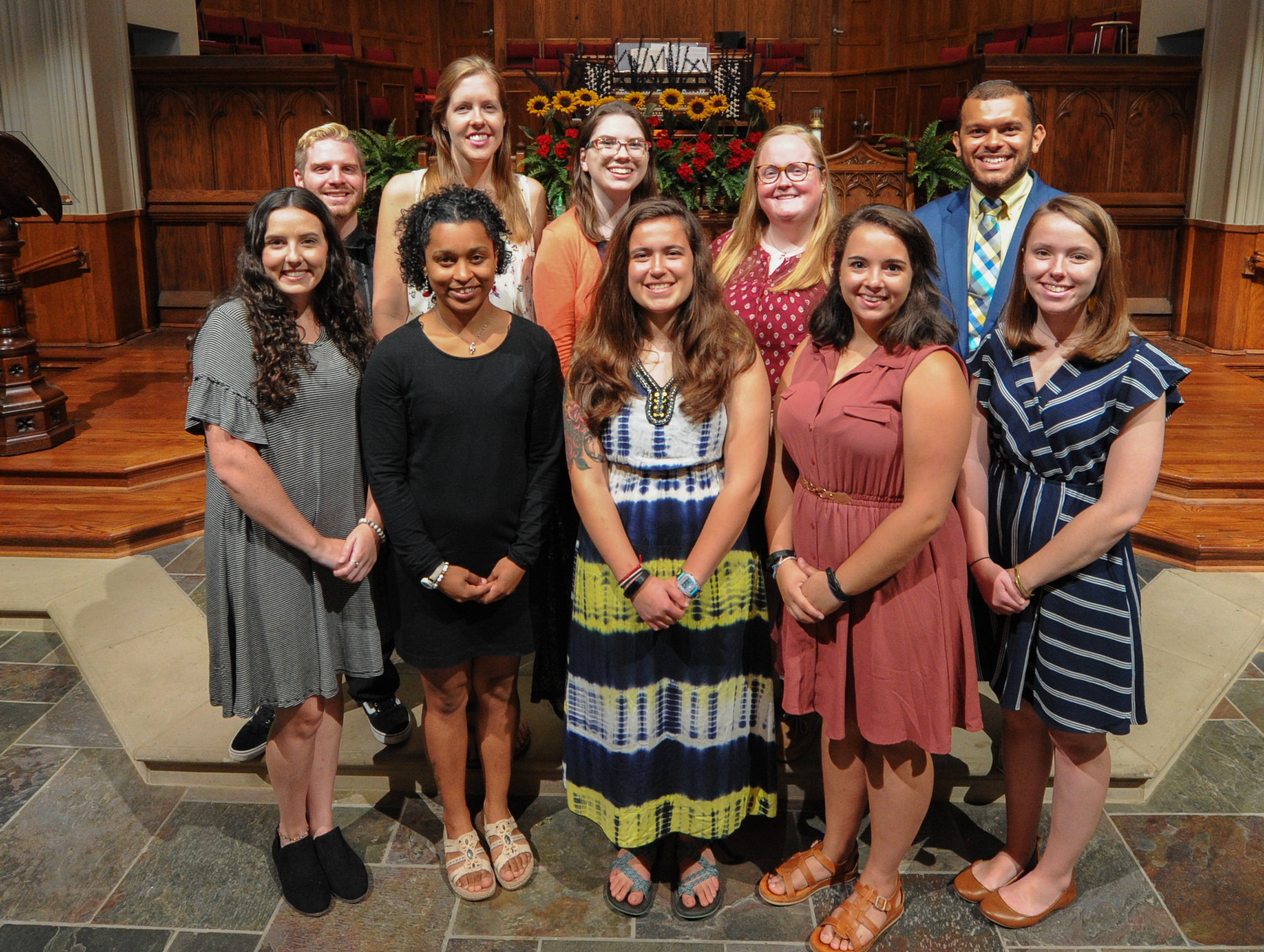 Young missionaries commission 2018