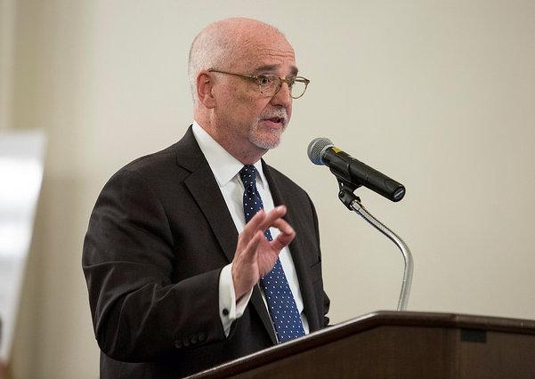 Thomas Starnes addresses Judicial Council