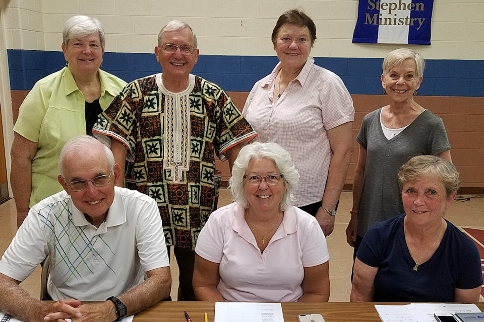 2018 Liberia Mission Team from Michigan