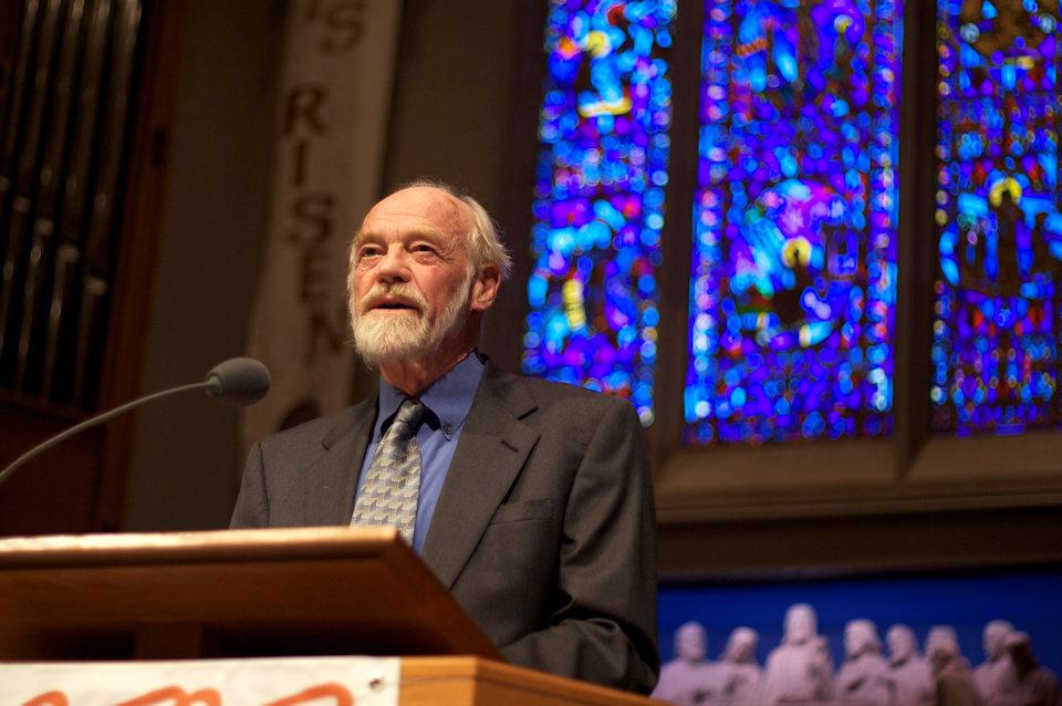 Rev. Eugene Peterson