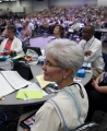 Michigan Delegates at the 2016 General Conference in Portland, OR