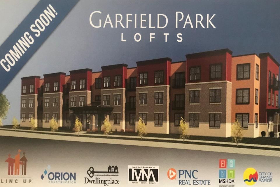 New low income housing Garfield Park Neighborhood Grand Rapids