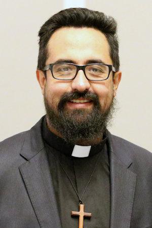 Rev. Samuel Murillo, Methodist Church of Mexico