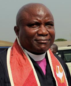 Bishop Samuel Quire, Liberia