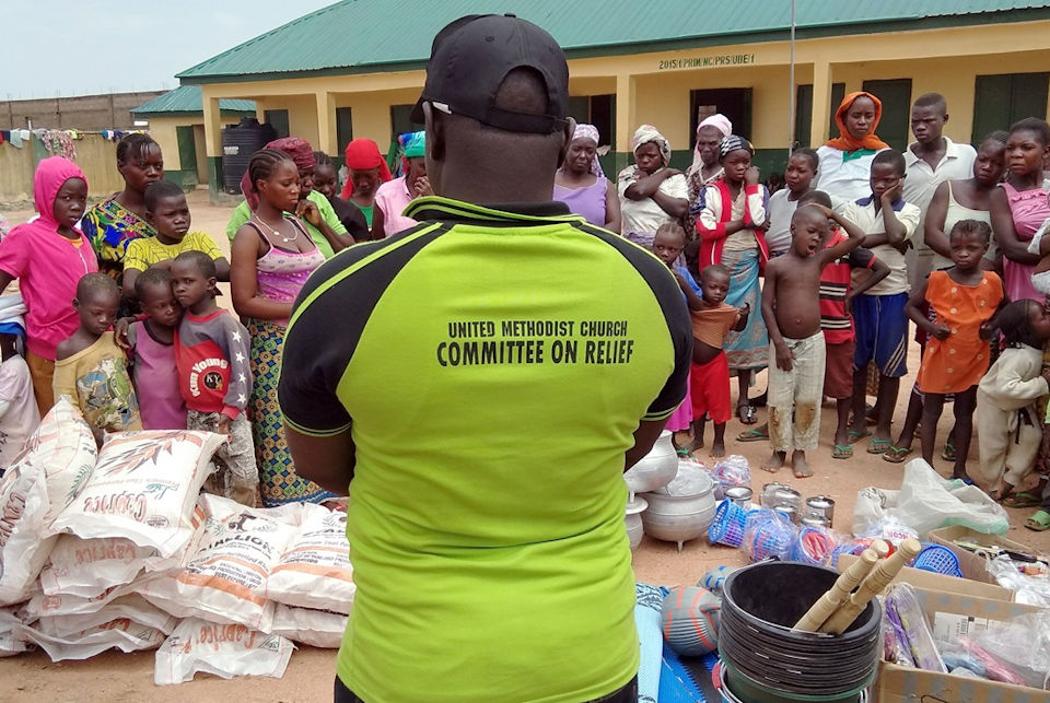 UMCOR gives aid to