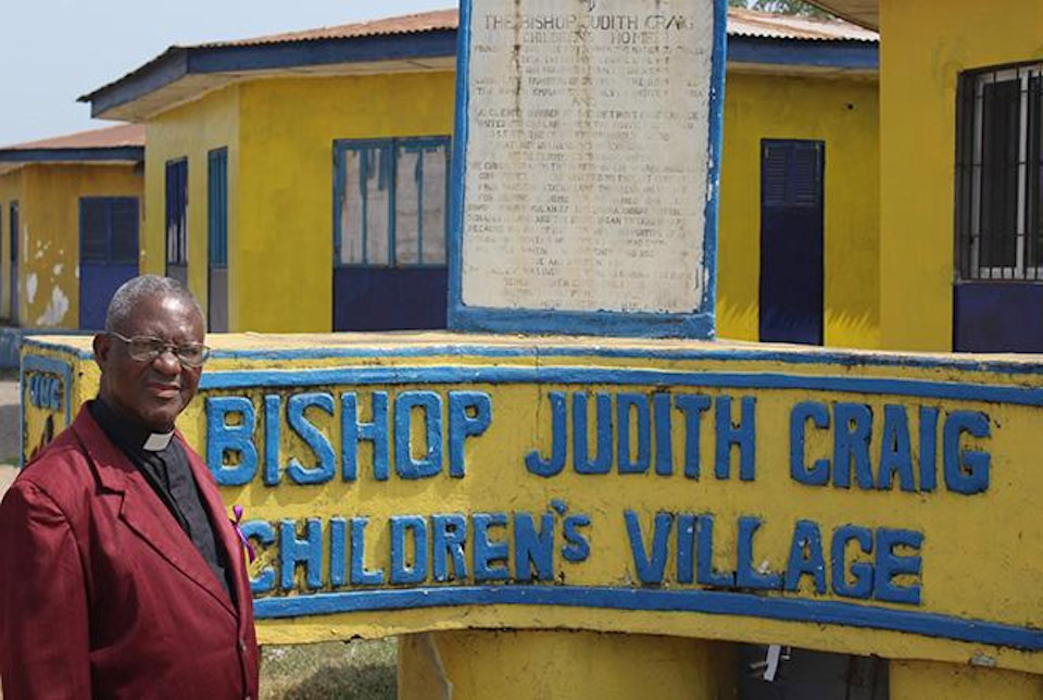 Bishop Judith Craig Children's Village in Liberia