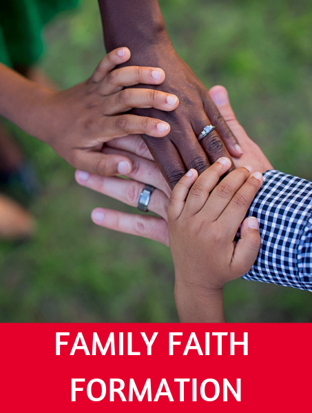 Family, hands