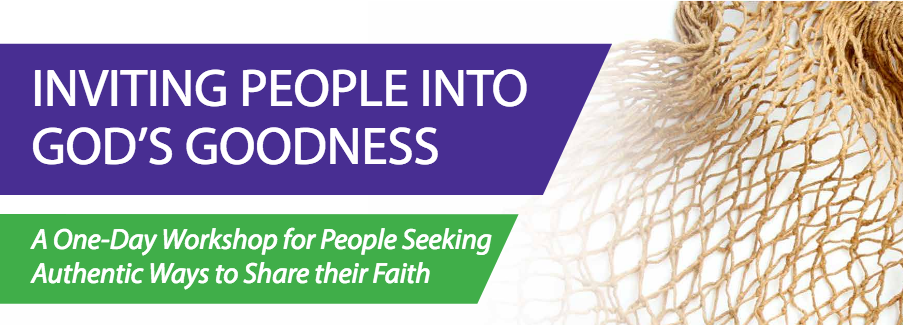 Inviting People Into God's Goodness, Workshop, Birmingham First UMC