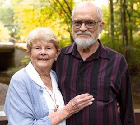 Ann and Morris Taber