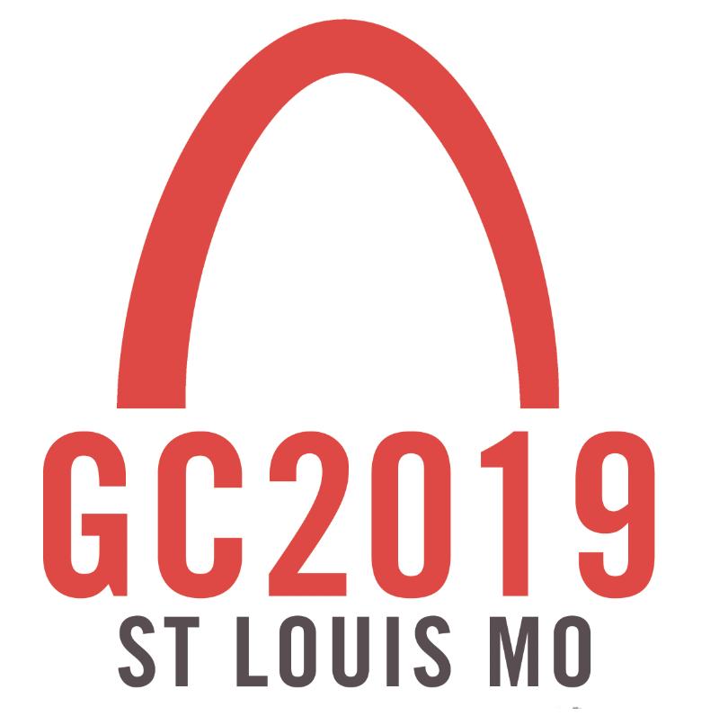 General Conference logo 2019
