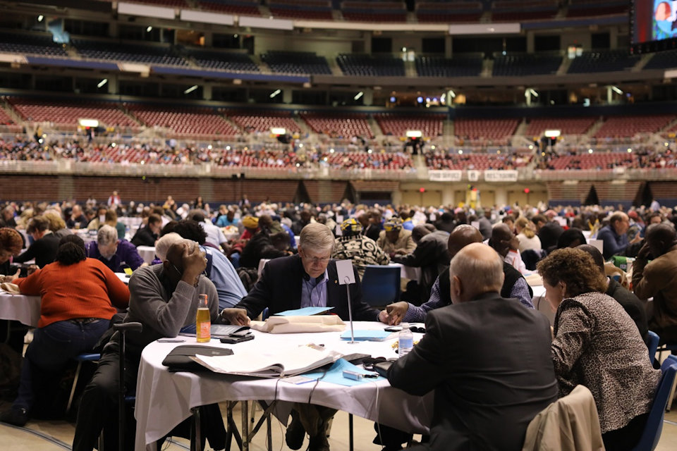 Day of Prayer at 2019 General Conference