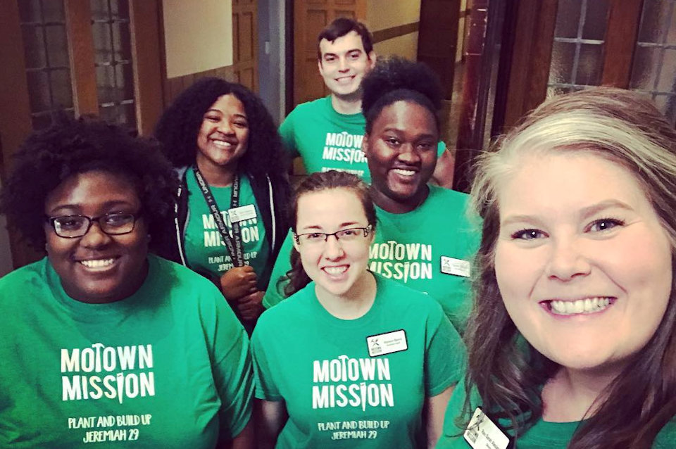 Staff of Motown Mission in Detroit