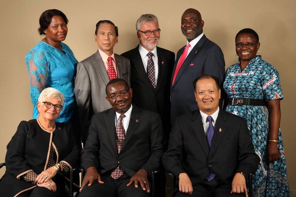 2016-2020 Judicial Council members