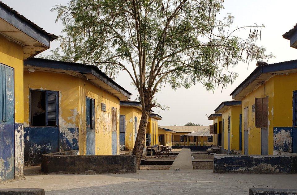 Cabins at Bishop Judith Craig Children's Village
