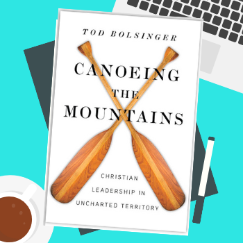 canoeing the mountains book