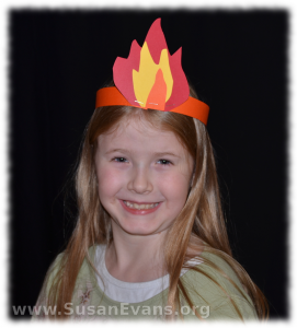 click for Pentecost resources for children