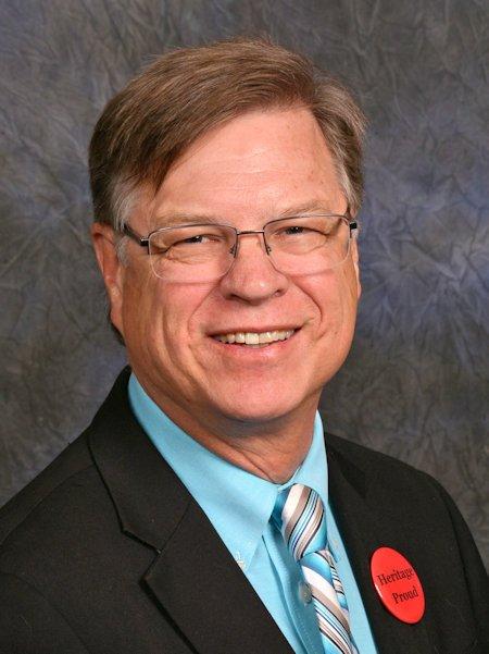Rev. Eric Beck