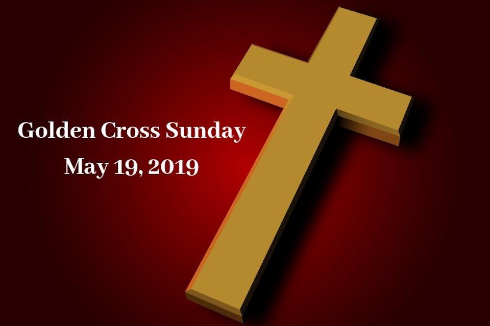 Golden Cross symbol