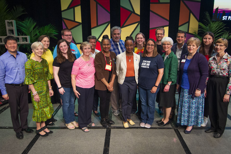 Delegates to 2020 General Conference will arrive in Minneapolis in 285 days