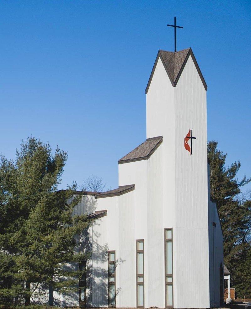 Dexter church buildin