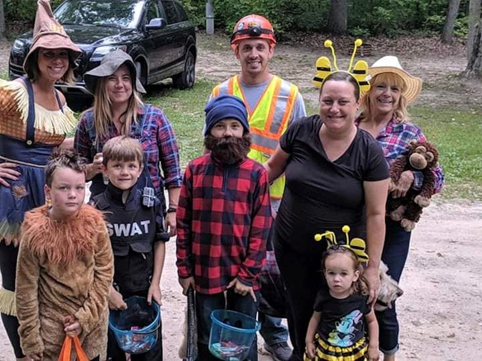 Fall costumes and fun