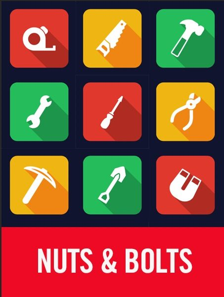 Nuts and Bolts Icon