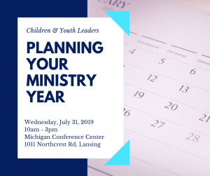 Plan Ministry Year image