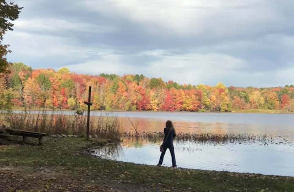 Autumn at Wesley Woods