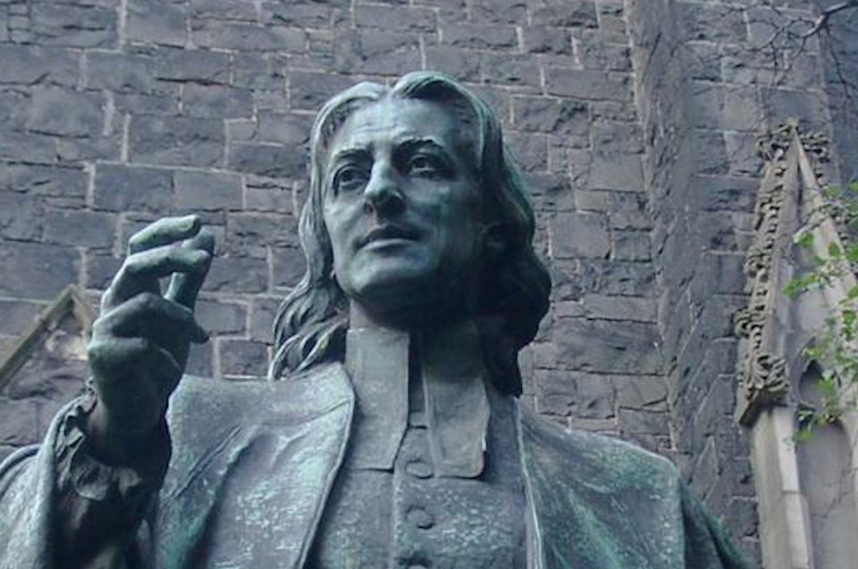 What would John Wesley teach us today?