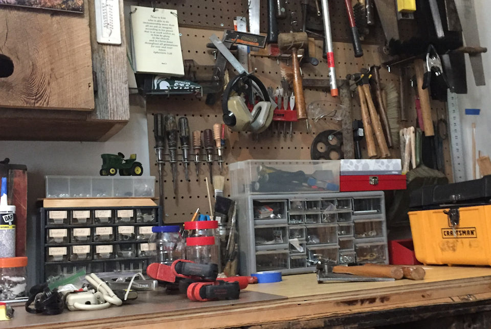 The right tool is on this workbench.