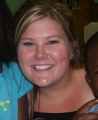 Mission Intern Sarah Alexander