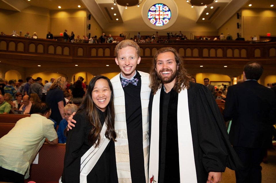 Young clergy from North Texas