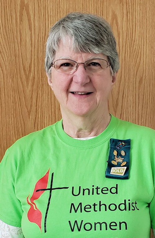 Diana Miller, member of General Commission on Archives and History