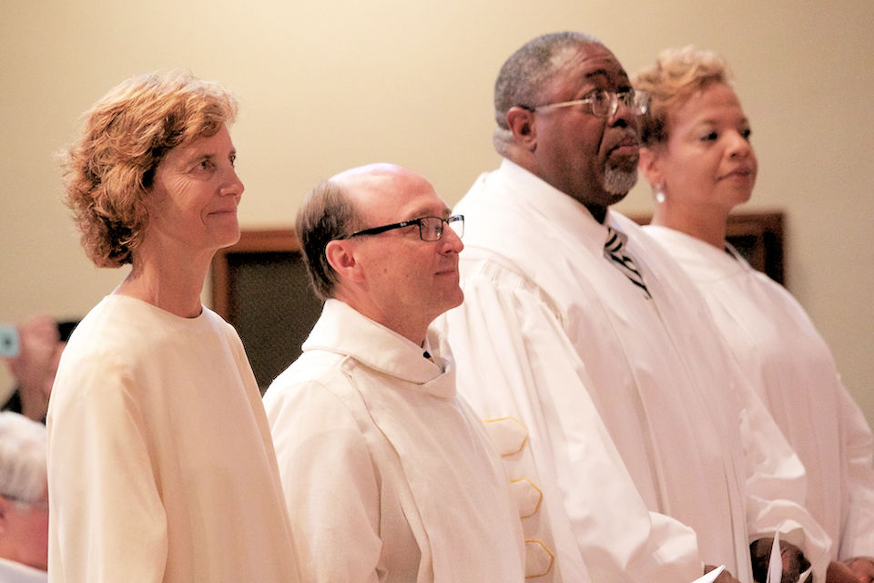 Newly elected bishops 2016