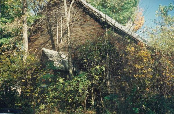 Old Rugged Barn