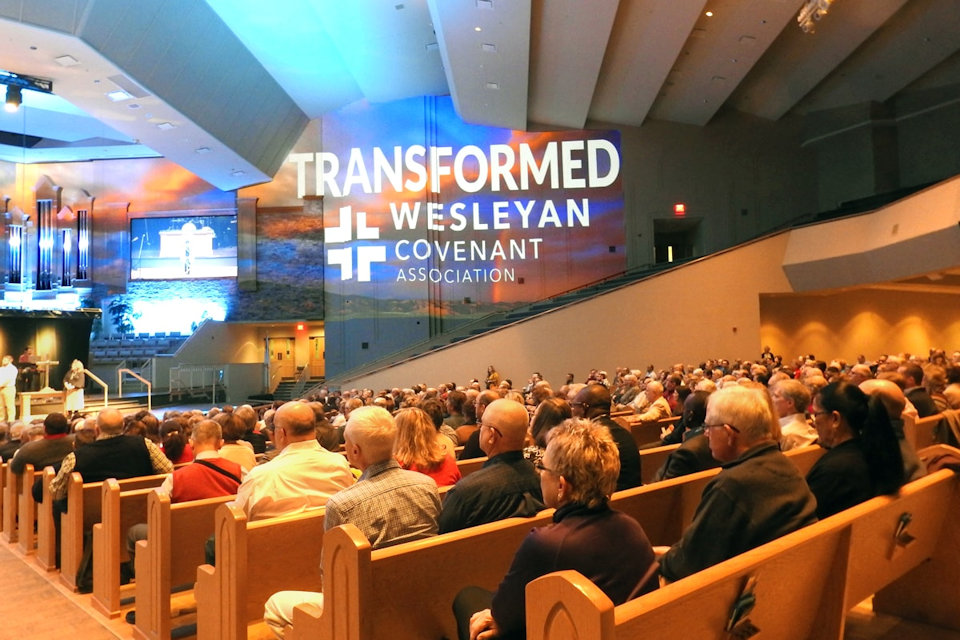 WCA meets on future of church