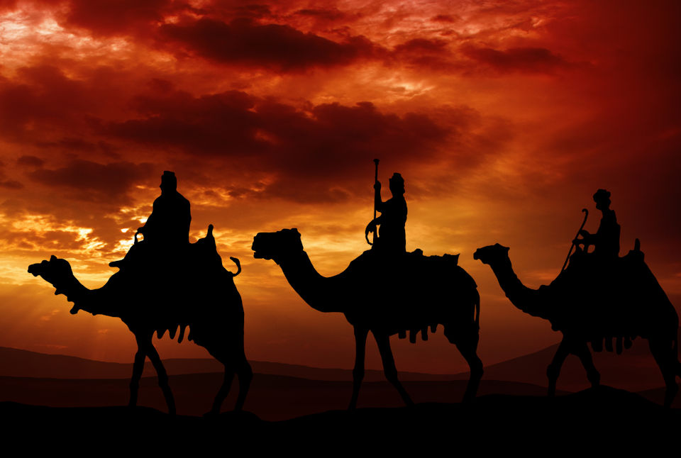 Wise men leave Bethlehem with new tasks ahead.