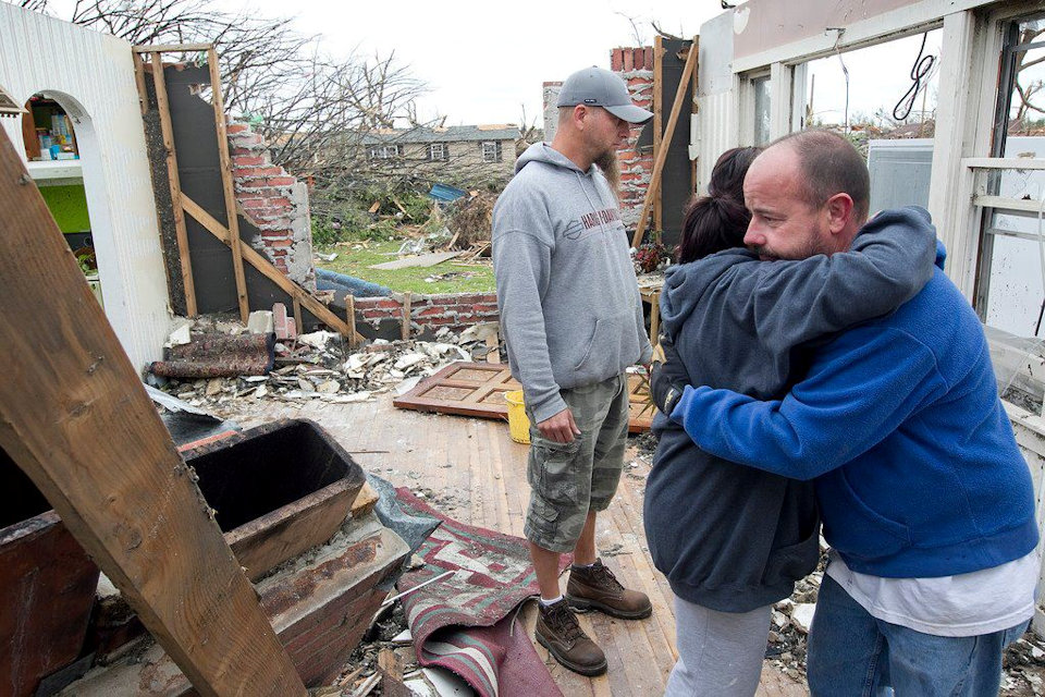 UMCOR brings hope to disaster victims