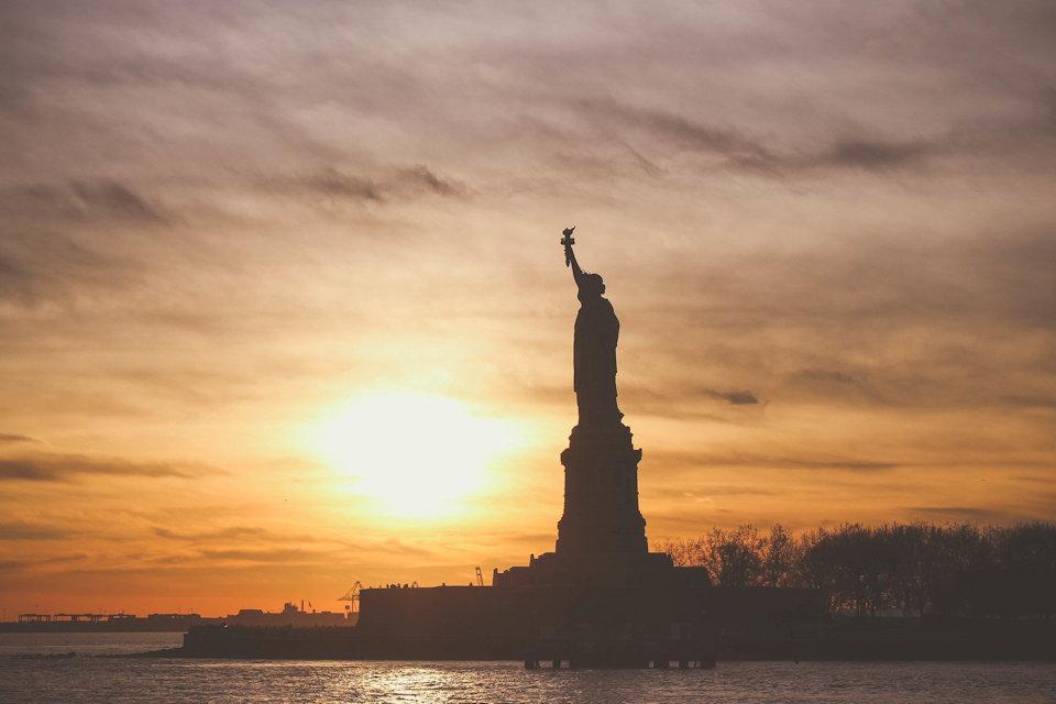 Liberty faces tyranny