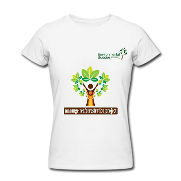Tee-shirt for water project