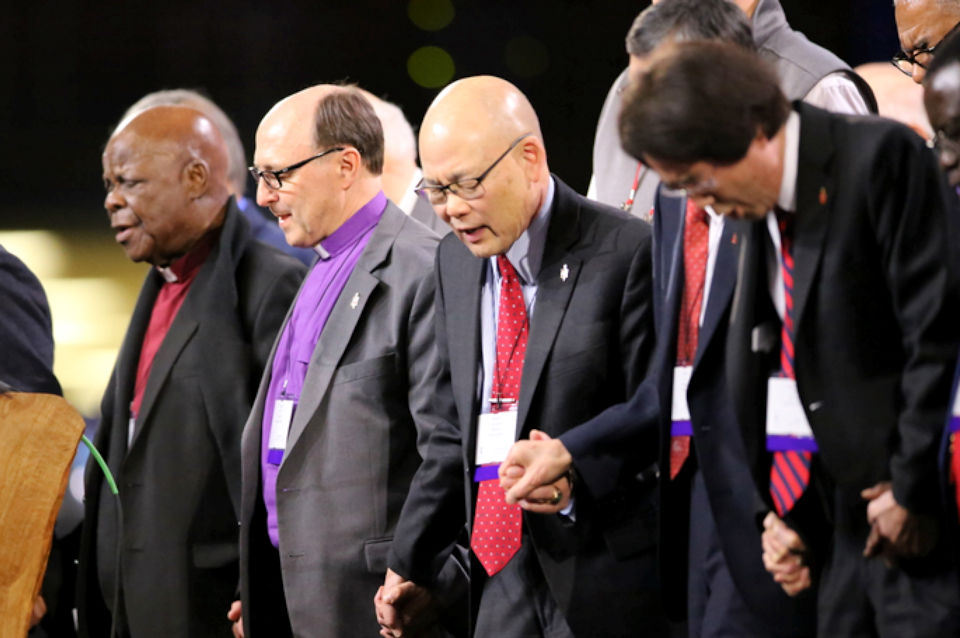 Bishop Bard at GC 2019