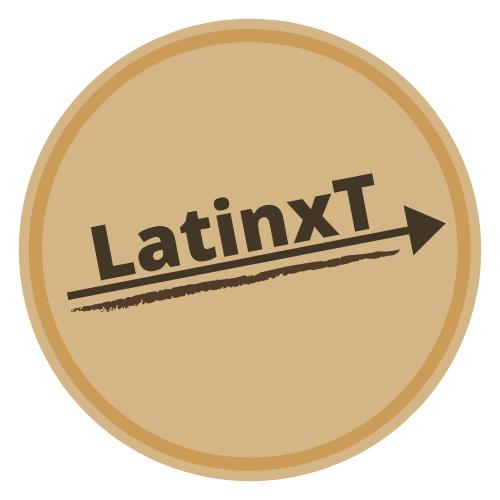 LatinxT Logo Template