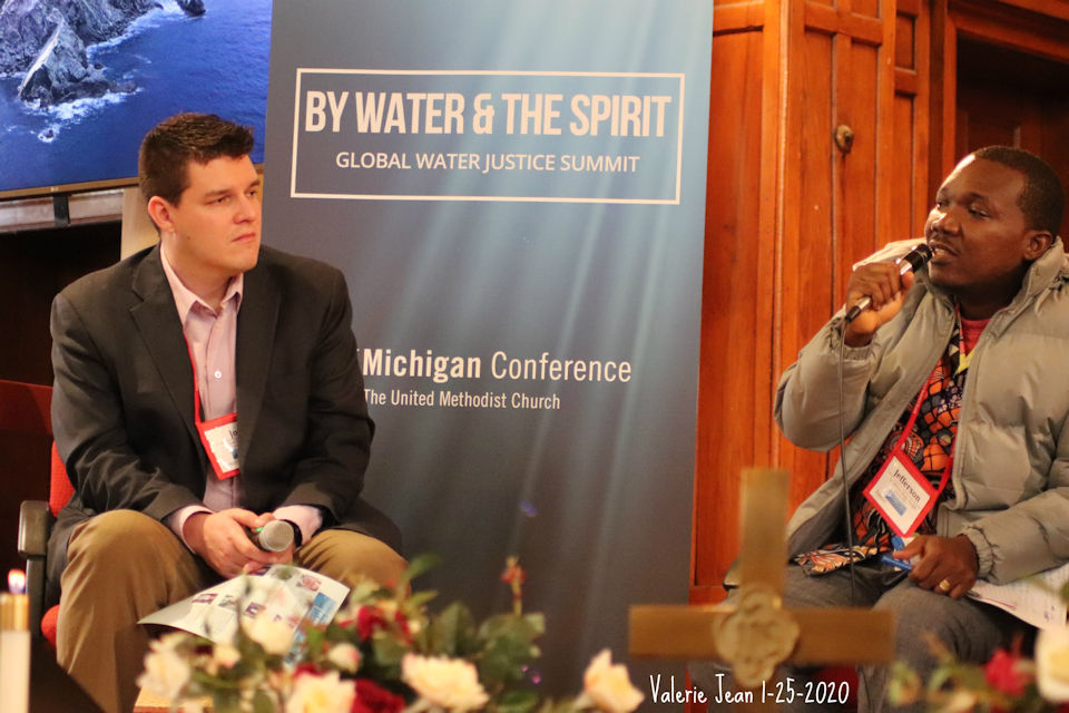 Water Summit organizers