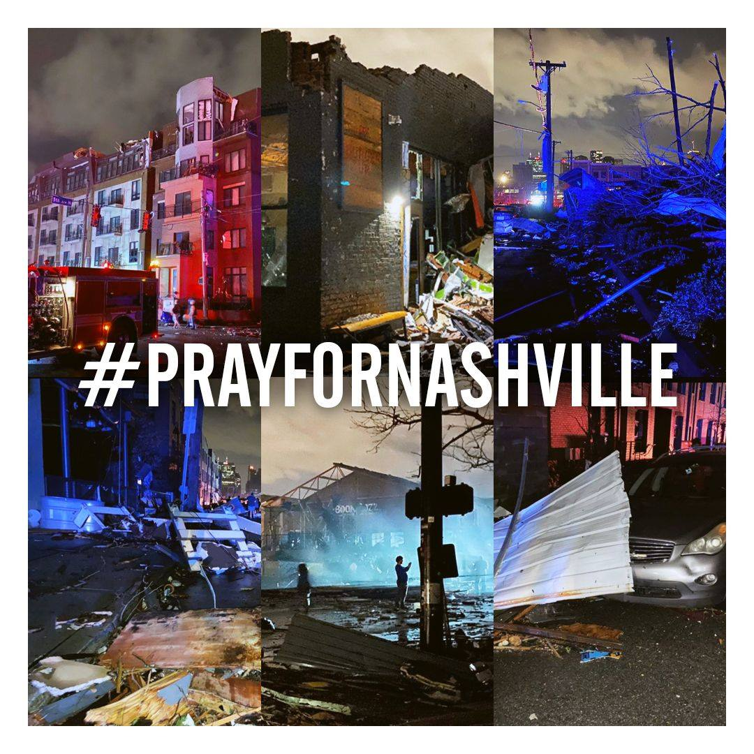 Prayers for Nashville